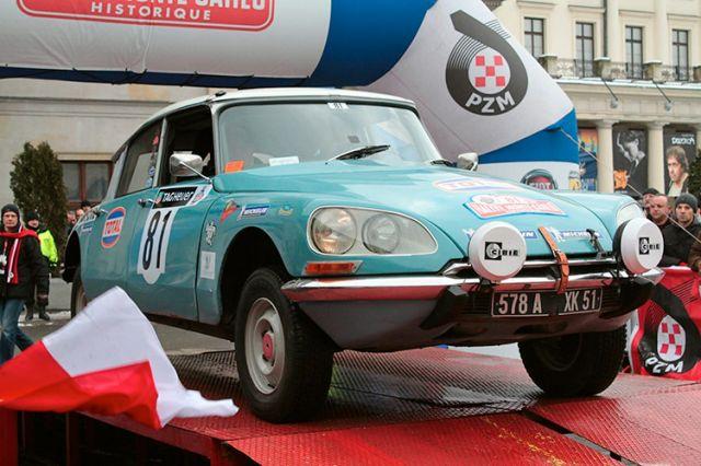 Rallye Monté-Carlo Historique : Etape à Calais(62) ! 31.124