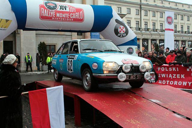 Rallye Monté-Carlo Historique : Etape à Calais(62) ! 31.126