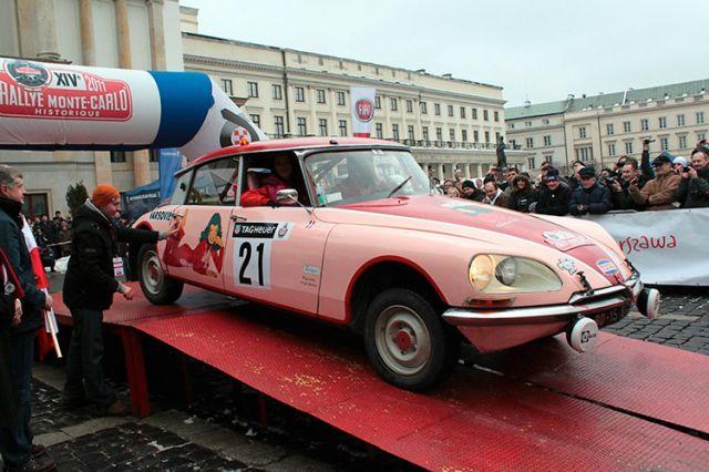 Rallye Monté-Carlo Historique : Etape à Calais(62) ! 31.131