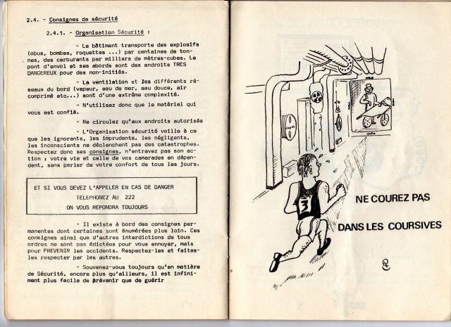 Le porte-avions CLEMENCEAU - Page 2 03.261