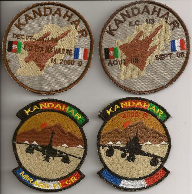 Patch Français Afghanistan 10.3