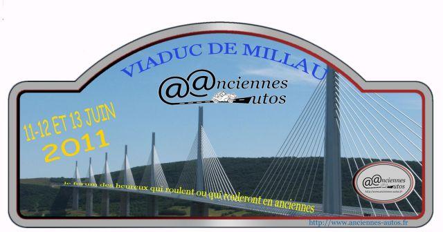 Balade d'Heureux au Viaduc de Millau 17.122