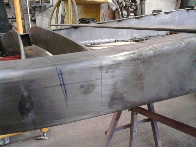 assemblage et fabrication d un châssis de Ford 32 roadster  - Page 3 25.233