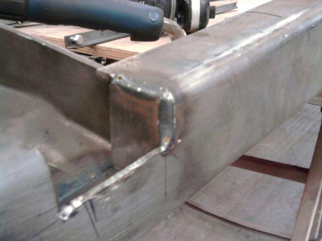 assemblage et fabrication d un châssis de Ford 32 roadster  - Page 3 25.244