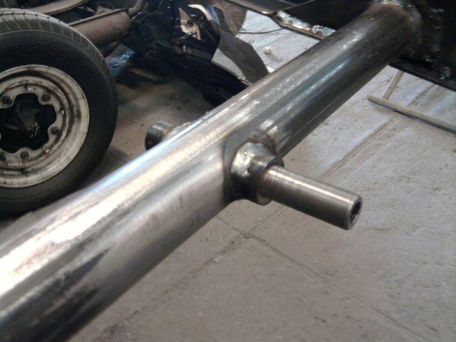 assemblage et fabrication d un châssis de Ford 32 roadster  - Page 3 26.273