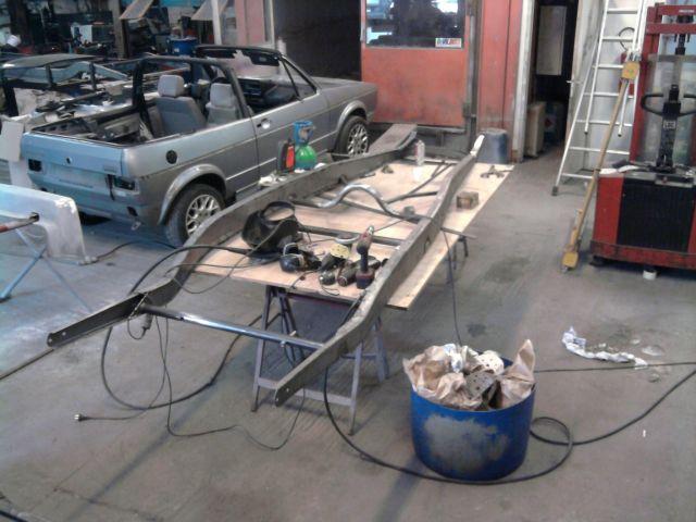 assemblage et fabrication d un châssis de Ford 32 roadster  - Page 3 26.274