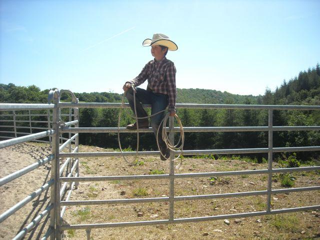 Stage travail du bétail 27.304