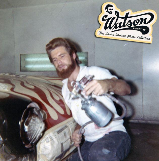 Larry Watson Work's  auto/moto >> 07.40