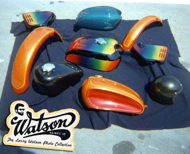 Larry Watson Work's  auto/moto >> 07.44