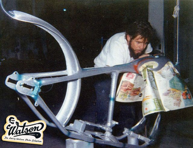 Larry Watson Work's  auto/moto >> 07.45