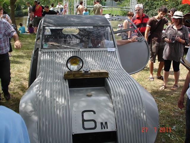 SALBRIS MONDIALE 2CV 2011 30.106