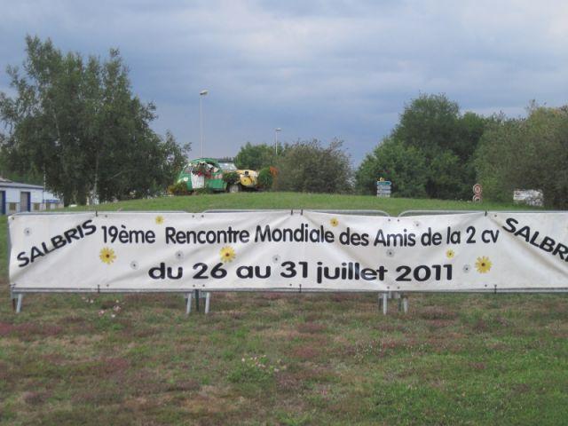 SALBRIS MONDIALE 2CV 2011 30.139