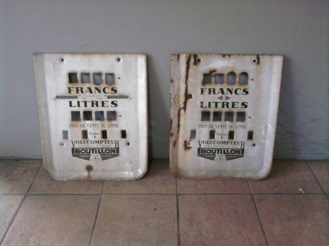 restauration pompe a essence  08.190