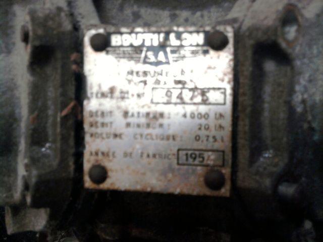 restauration pompe a essence  08.28