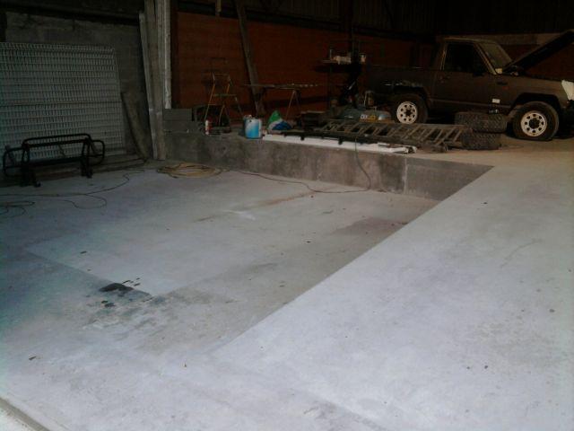 un garage façon street Custom en Normandie  23.311