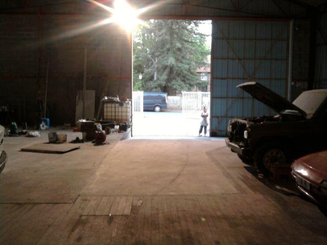 un garage façon street Custom en Normandie  23.316