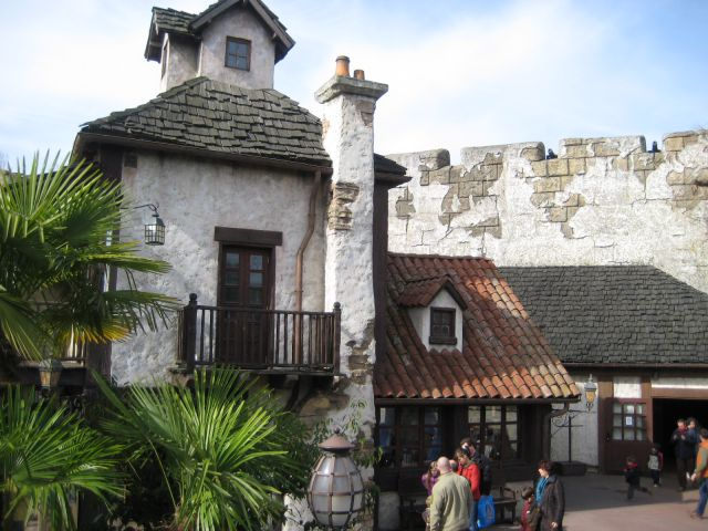Village Pirate des Caraïbes Disney d'Isigny 12.401