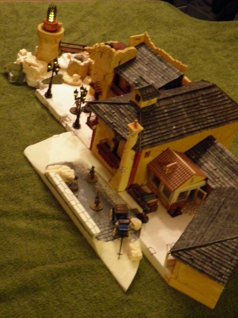Village Pirate des Caraïbes Disney d'Isigny 30.372