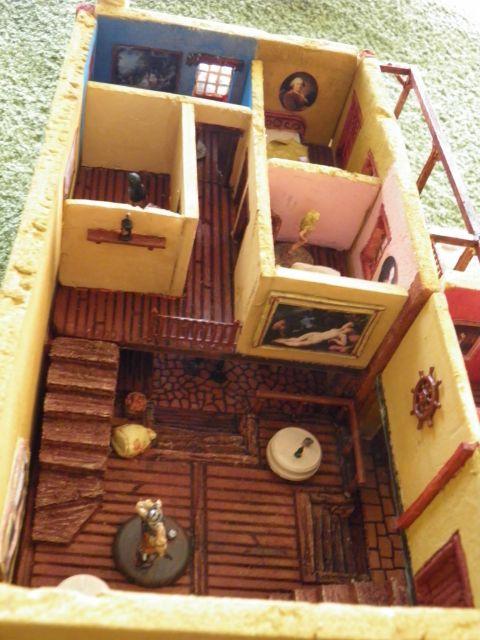 Village Pirate des Caraïbes Disney d'Isigny 01.237