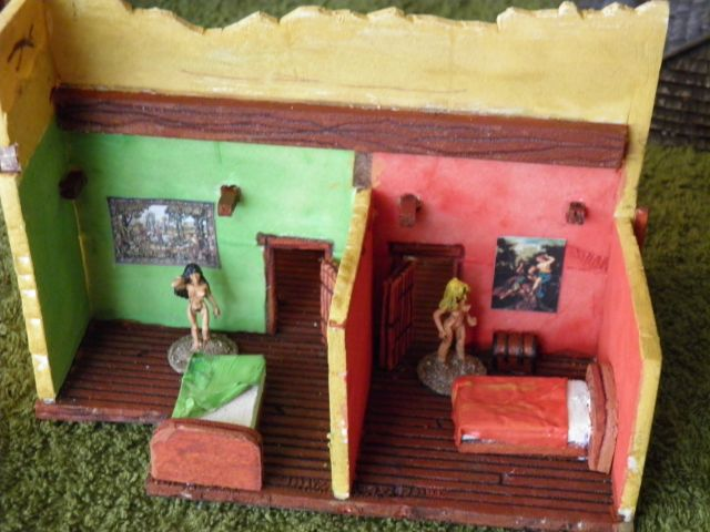 Village Pirate des Caraïbes Disney d'Isigny 01.288