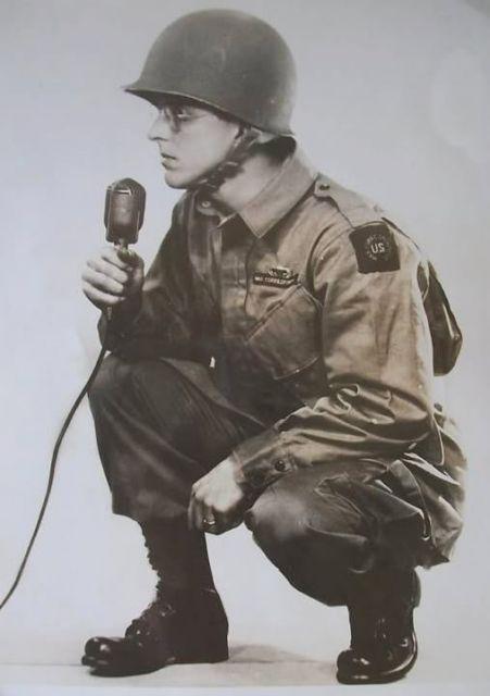 uniforme du correspondant de guerre 06.248