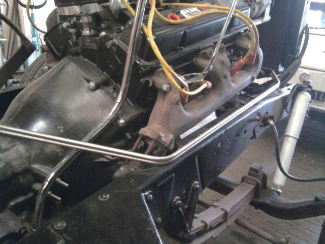transformation Chevrolet 54 en v8 350 07.166