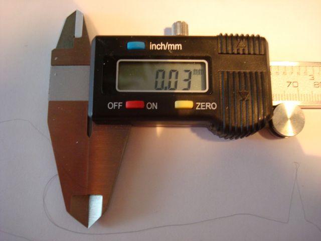 Faire des câbles pour le modelisme naval de 3/100  06.95