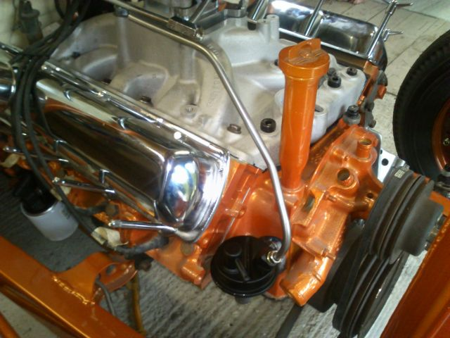 ford 32 roadster by mc coy 2eme partie  - Page 7 09.168
