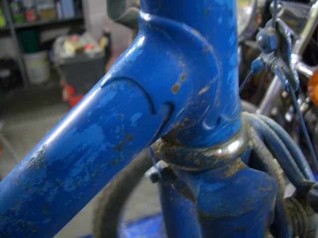 Eddy Merckx replica 05.95