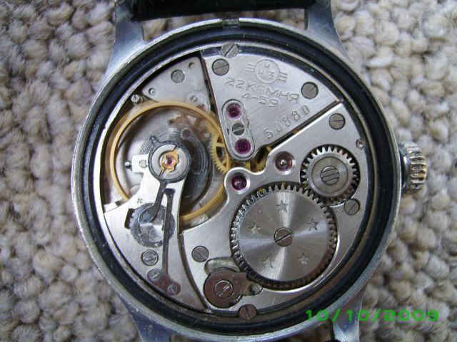 Une montre Volna 24.158