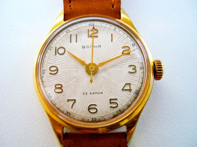 Une montre Volna 24.199