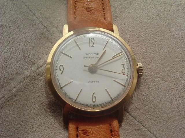 Une montre Volna 25.57