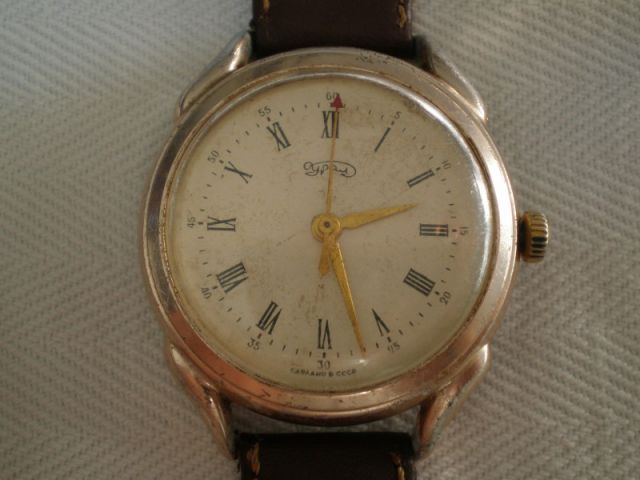 Molnija, la Rolex russe 24.103