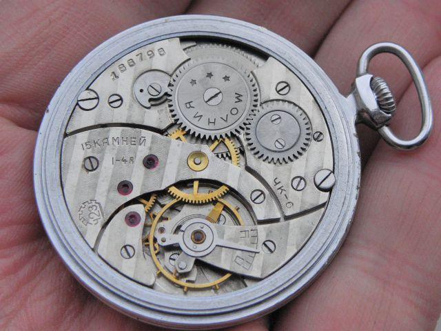 Molnija, la Rolex russe 24.79