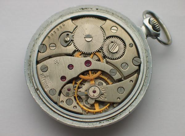 molnija pocket watch 24.92
