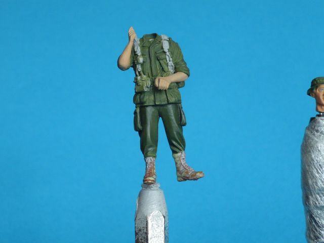 GI's vietnam 54mm marque verlinden ref 0532 the grunts 09.59