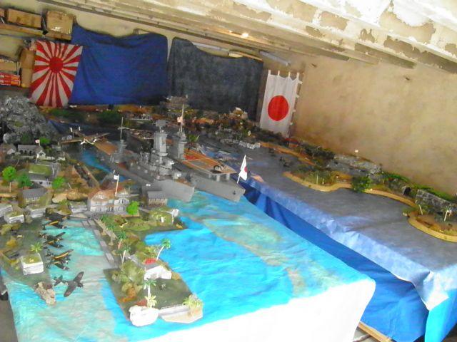 L'attaque de SHIN' JUWAN' (le port au perles Japonais) 14.109