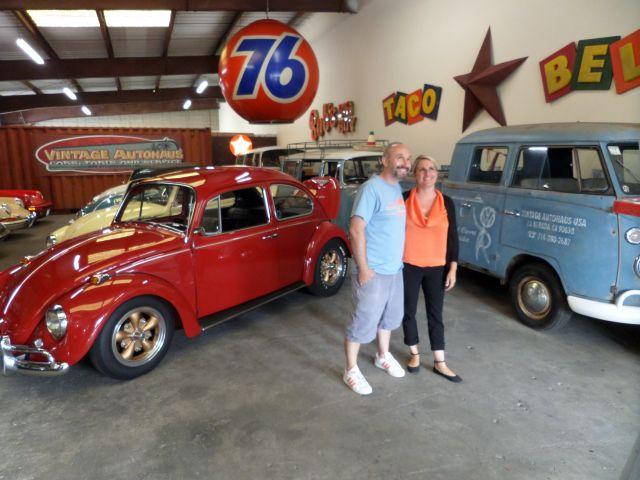 Visite chez Vintageautohaus (coté USA) 19.90