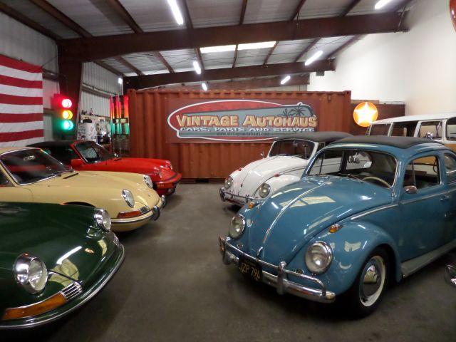 Visite chez Vintageautohaus (coté USA) 19.92