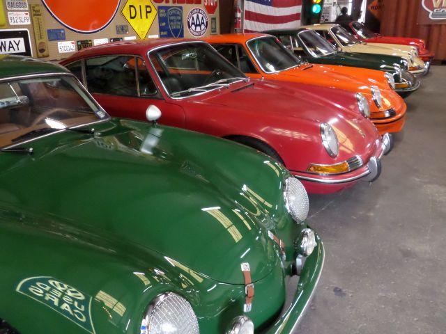 Visite chez Vintageautohaus (coté USA) 19.93