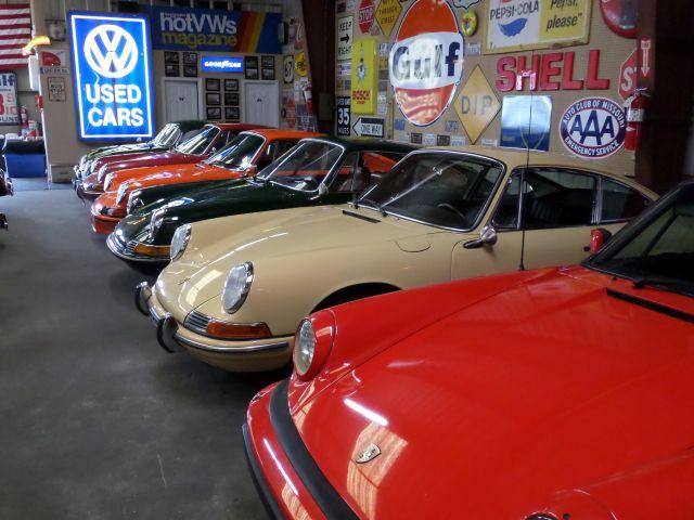 Visite chez Vintageautohaus (coté USA) 19.94