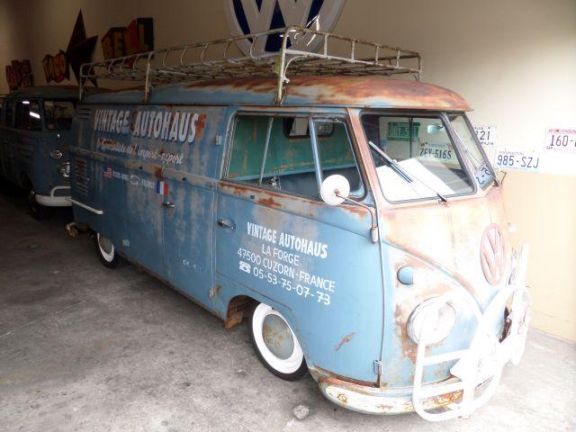 Visite chez Vintageautohaus (coté USA) 19.97