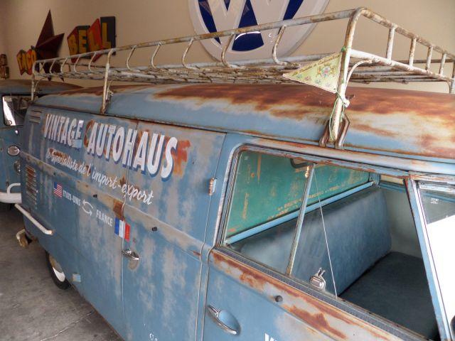 Visite chez Vintageautohaus (coté USA) 19.98