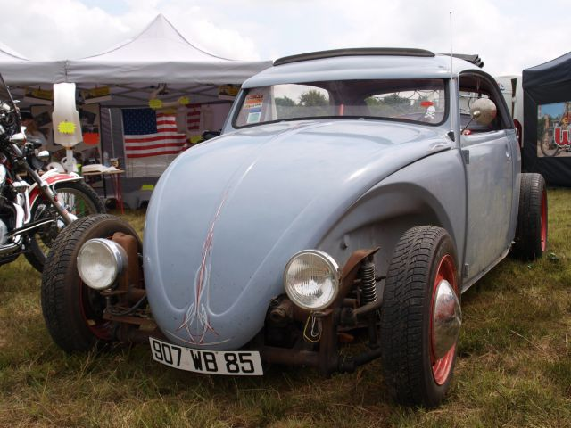 VW kustom & Volks Rod 02.55