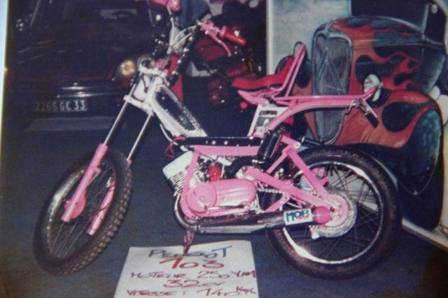 Salon auto moto collection - 2003 - stand fifties gang 27.28