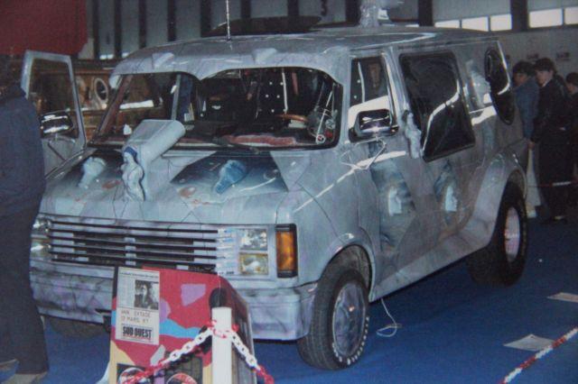 Salon auto moto collection - 2003 - stand fifties gang 27.31