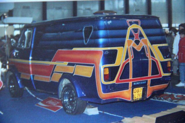 Salon auto moto collection - 2003 - stand fifties gang 27.34