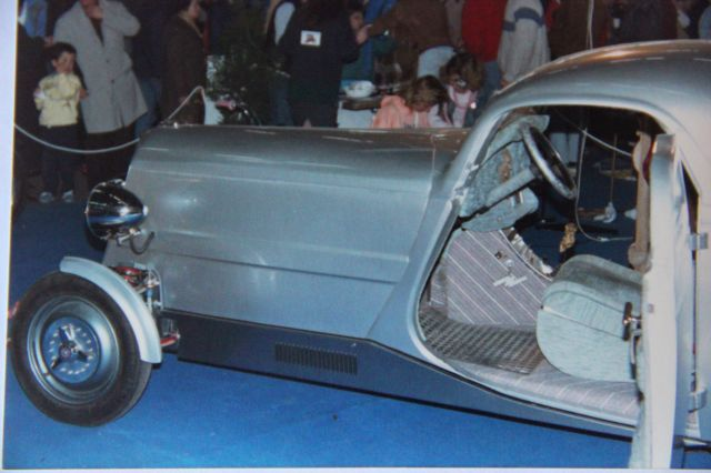 Salon auto moto collection - 2003 - stand fifties gang 27.37