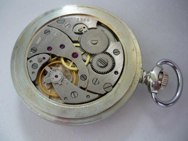Molnija, la Rolex russe 06.66