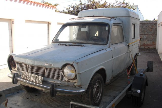 simca 1100 vf2 5 places 1974 12.16